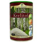 Ksylitol 0,25 kg - Pięć Przemian - Fiński Cukier Brzozowy Oryginalny Xylitol z brzozy Finlandia w sklepie internetowym MarketBio.pl