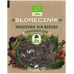 Słonecznik Eko Nasiona Na Kiełki 50 G Dary Natury w sklepie internetowym MarketBio.pl