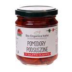 Pomidory Podsuszone W Zalewie Olejowej Bio 190 G - Biorganica Nuova - Pomidory Suszone w Oleju w sklepie internetowym MarketBio.pl