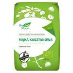 Mąka Kasztanowa Bio 400 G Mąka z kasztanów jadalnych, kasztany jadalne w proszku - Bio Planet w sklepie internetowym MarketBio.pl