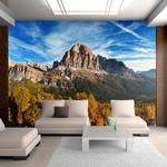 Fototapeta - Widok panoramiczny na włoskie Dolomity w sklepie internetowym Barokko.pl