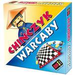 Warcaby i Chińczyk (gra podwójna) - gra planszowa w sklepie internetowym aleZabawki.co