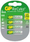 4 x akumulatorki GP ReCyko+ R03 AAA 800mAh w sklepie internetowym Hurt.Com.pl