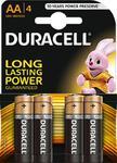 4 x bateria alkaliczna Duracell Duralock Basic C&B LR6 AA (blister) w sklepie internetowym Hurt.Com.pl