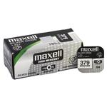 bateria srebrowa mini Maxell 379 / SR 521 SW / G0 w sklepie internetowym Hurt.Com.pl