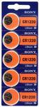 5 x bateria litowa mini Sony CR1220 w sklepie internetowym Hurt.Com.pl