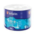 P?yty CD-R 50SZT. 700MB 80MIN VERBATIM w sklepie internetowym Hurt.Com.pl