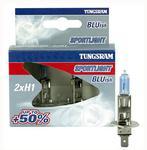 2x Tungsram H1 Sportlight Bluish + 50% ?wiat?a w sklepie internetowym Hurt.Com.pl
