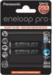 2 x akumulatorki Panasonic Eneloop PRO R03 AAA 950mAh BK-4HCDE/4BE (blister) w sklepie internetowym Hurt.Com.pl