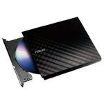 Zewn?trzna nagrywarka USB CD/DVD Asus External Slim SDRW-08D2S-U Lite czarna w sklepie internetowym Hurt.Com.pl