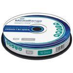 P?yty DVD+R DL 8,5GB 8X MediaRange CAKE10 w sklepie internetowym Hurt.Com.pl