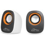 G?o?niki stereo zasilane z portu USB Media-Tech MT3137W iBO w sklepie internetowym Hurt.Com.pl