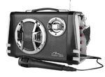 Przeno?ne g?o?niki bluetooth Media-Tech KARAOKE BOOMBOX BT MT3149 w sklepie internetowym Hurt.Com.pl