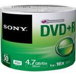 P?yty DVD+R 4,7GB 16X SONY SP50 w sklepie internetowym Hurt.Com.pl