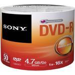 P?yty DVD-R 4,7GB 16X SONY SP50 w sklepie internetowym Hurt.Com.pl