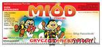 Paczka etykiet na MIÓD GRYCZANY (100szt) - wzór E29 - Paczka etykiet na MIÓD GRYCZANY (100szt) - wzór E29 w sklepie internetowym Apismart.eu