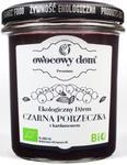 Dżem czarna porzeczka z kardamonem bio 290 g - owocowy dom w sklepie internetowym dobrazielarnia.pl
