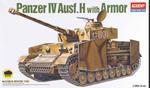 Academy 13233(1327) - Panzer IV Ausf.H z osłonami (1/35) w sklepie internetowym JadarHobby