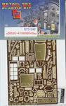 Part S72240 - SB2C-4 Helldiver (elementy fototrawione 1/72) w sklepie internetowym JadarHobby