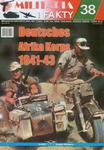 Militaria i Fakty 38 Deutsches Afrika Korps 1941-43 (fotoalbum) w sklepie internetowym JadarHobby