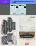 "Echelon D356028 ""Totenkopf"" StuG III C/Ds in Russia 1/35 w sklepie internetowym JadarHobby"