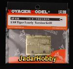 Voyager AP030 1:48 Tiger I (early) Grill w sklepie internetowym JadarHobby