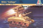 Italeri 7056 M4A1 Calliope (1:72) w sklepie internetowym JadarHobby