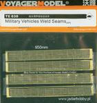 Voyager TE030 1:35 Linie spawu do modeli pojazdów wojskowych w sklepie internetowym JadarHobby