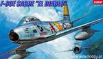 "Academy 1681 F-86E Sabre ""El Diablo"" (1/72) w sklepie internetowym JadarHobby"