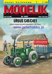 Modelik 07/10 URSUS C45/C451 (1:25) w sklepie internetowym JadarHobby