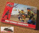 Airfix 02712 WWII German Paratroops (1/32) w sklepie internetowym JadarHobby