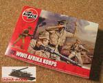Airfix 02708 WWII Afrika Korps (1/32) w sklepie internetowym JadarHobby