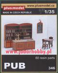 Plus Model 346 - Pub (1:35) w sklepie internetowym JadarHobby
