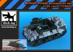 Black Dog T35022 British Priest Accessories Set (1/35) w sklepie internetowym JadarHobby
