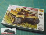 Zvezda 5002 Tiger I (early production) (1/72) w sklepie internetowym JadarHobby