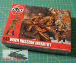 Airfix 02704 WWII Russian Infantry (1/32) w sklepie internetowym JadarHobby