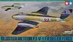 Tamiya 61065 Gloster Meteor i V-1 (Fieseler Fi 103) (1/48) w sklepie internetowym JadarHobby