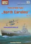 """Okręty Wojenne 33 - Pancerniki typu """"North Carolina"""" cz.2 (książka) w sklepie internetowym JadarHobby"""