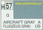 Mr.Hobby 057 (Gunze Sangyo) Aqueus Hobby Color Color - H57 AIRCRAFT GRAY w sklepie internetowym JadarHobby