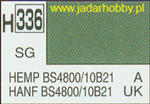Mr.Hobby 336 (Gunze Sangyo) Aqueus Hobby Color Color - H336 HEMP BS4800/10B21 w sklepie internetowym JadarHobby