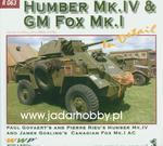 WWP R063 Humber Mk.IV & GM Fox Mk.I in detail (na zamowienie/for order) w sklepie internetowym JadarHobby