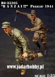 """Bravo 6 35105 """"BANZAI!!!"""" Peleliu 1944 (1/35) w sklepie internetowym JadarHobby"""