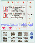 S-PRO 3501 - SPA, Ursus A, Ursus A30. Pojazdy mechaniczne Wojska Polskiego (1/35) w sklepie internetowym JadarHobby