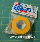 Tamiya 87035 - Tamiya Masking Tape Refill 18mm (18m) w sklepie internetowym JadarHobby