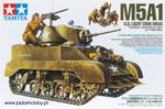 Tamiya 35313 U.S Light Tank M5A1 (1/35) w sklepie internetowym JadarHobby