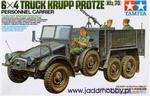 Tamiya 35317 6x4 Truck (Kfz.70) Krupp Protze (1/35) w sklepie internetowym JadarHobby