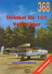 Militaria 368 Heinkel He 162 Volksjäger (książka) w sklepie internetowym JadarHobby