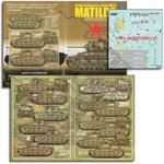Echelon ALT352018 Soviet Lend-Lease Matildas (na zamowienie/for order) w sklepie internetowym JadarHobby