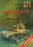 Militaria 371 Renault R35 vol.I (książka) w sklepie internetowym JadarHobby