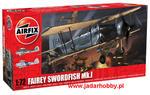 Airfix 04053 Fairey Swordfish Mk.I (1/72) w sklepie internetowym JadarHobby